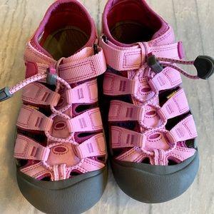 Keen Newport H2 Girl 2 Pink Waterproof Sandal